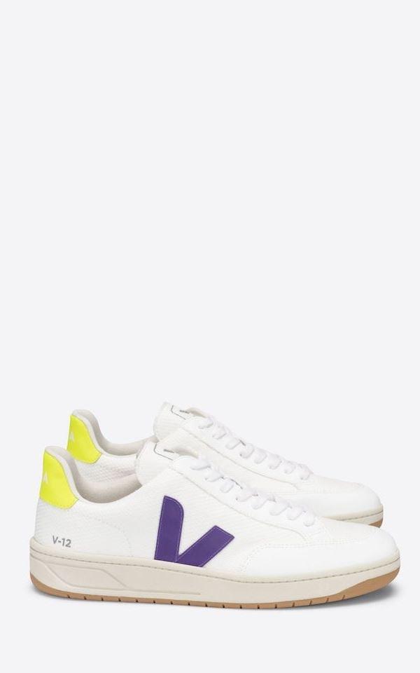 Sneaker V-12 B-Mesh