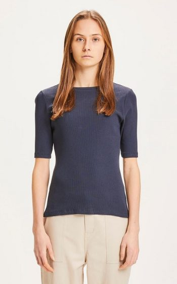 T-Shirt Canna Rib