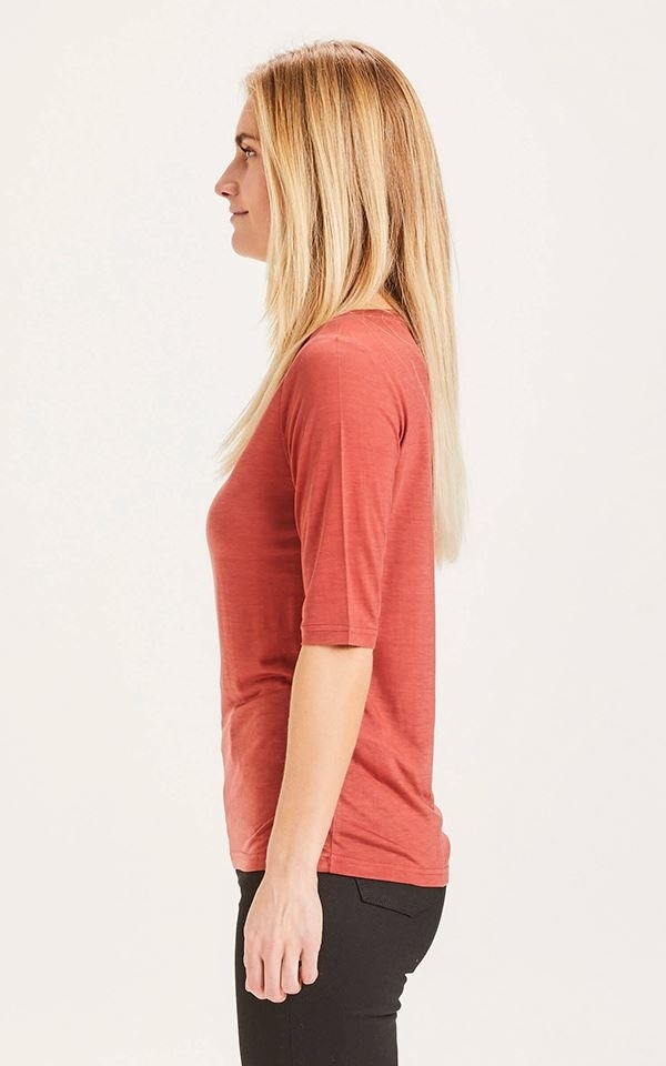 T-Shirt Violet