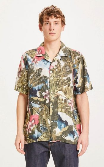 Shirt Wave Loose Hawaii