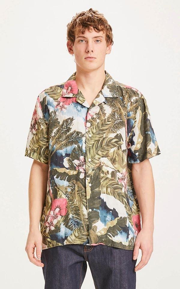 Shirt Wave Loose Hawaii