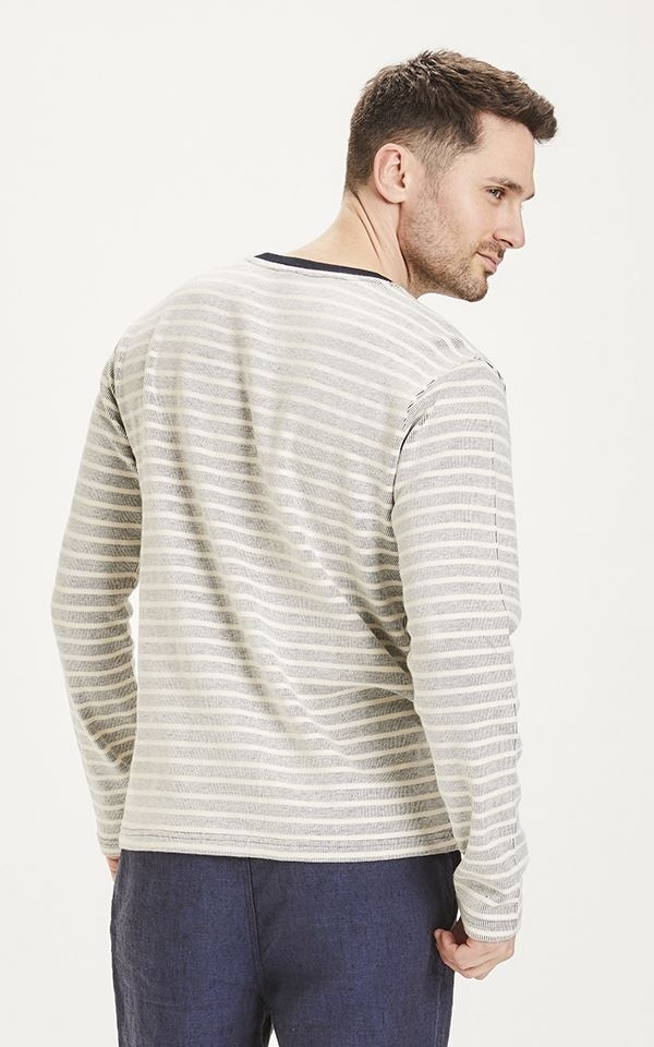 Longsleeve Locust Striped