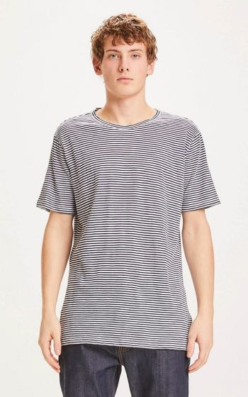 T-Shirt Alder Narrow Striped
