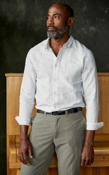 Shirt Simon Linen