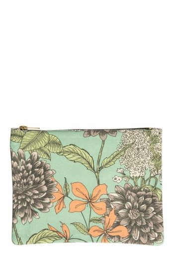 Cosmetic Bag Bouquet