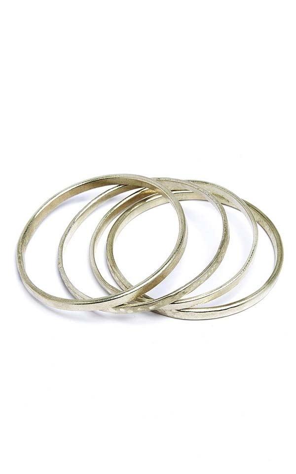 Bracelets Bangles Stack from Het Faire Oosten