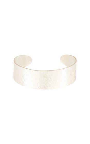 Bracelet Brushed Cuff