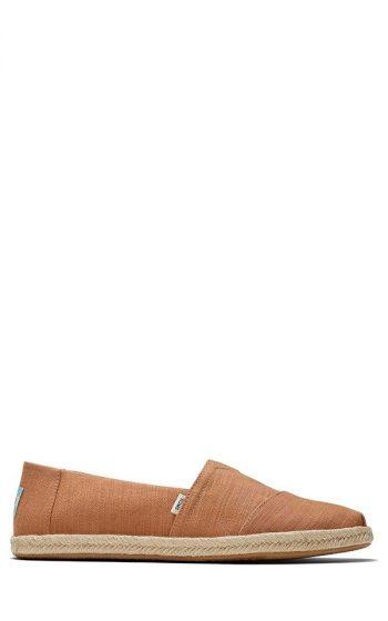 Shoe Alpargata Slubby Alrope