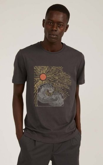 T-Shirt Jaames Sun Waves