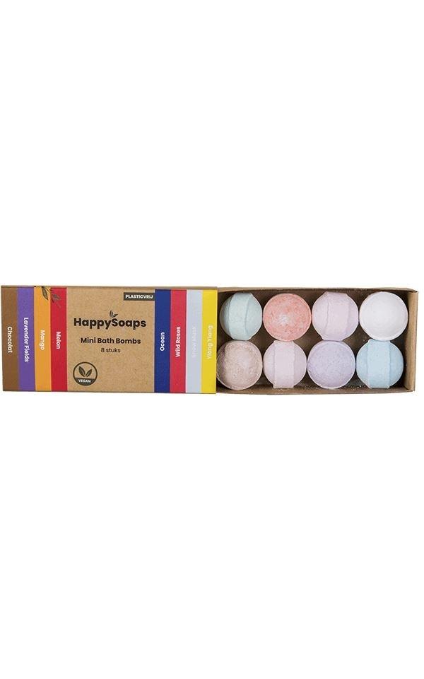 Box Bath Bombs Mini - Herbal Sweets