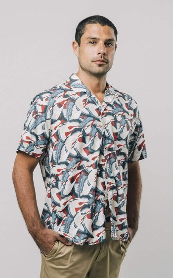 Shirt Crane For Luck Aloha