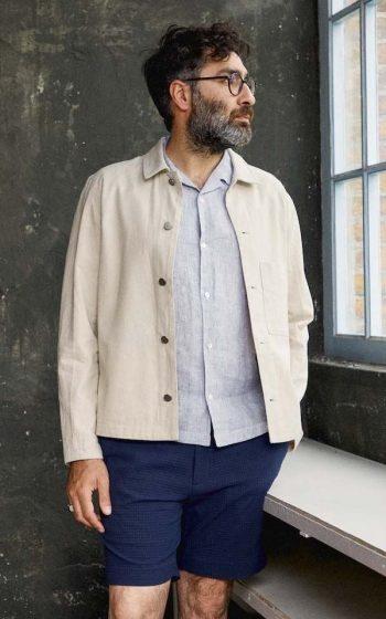Jacket Asir