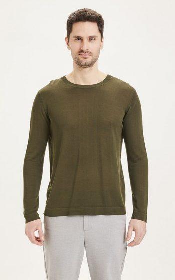 Knit Forrest O-Neck Basic