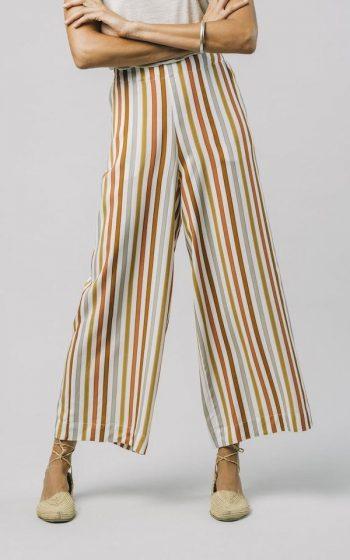 Pants Earthy Stripes