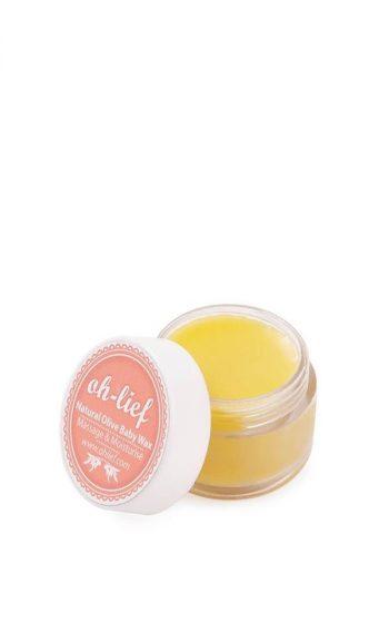 Baby Wax Natural Olive Mini