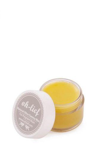 Tummy Wax Natural Olive Mini