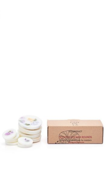 Scented Soy Wax Rounds - Wild Flowers