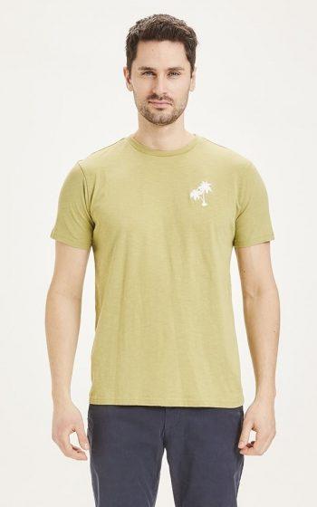 T-Shirt Alder Slub Print