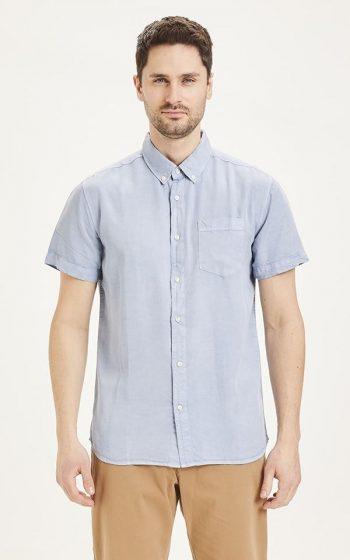 Shirt Larch Tencel Garment Dyed
