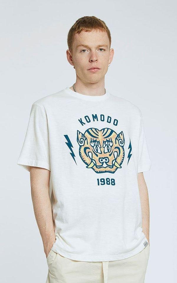 T-Shirt Kin Tiger_KOMODO