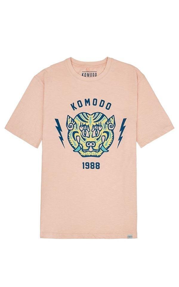 T-Shirt Kin Tiger