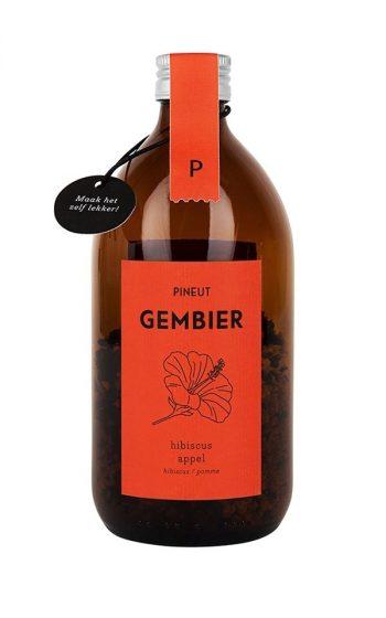 Gemberbier Hibiscus