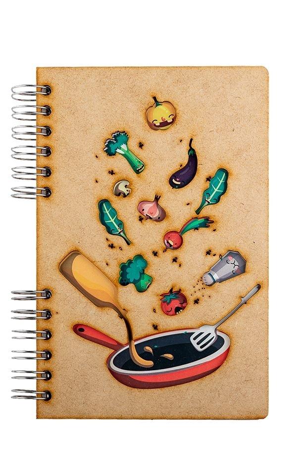Notebook Ingredients from Het Faire Oosten