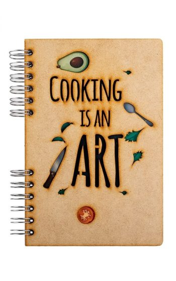 Notebook Cooking