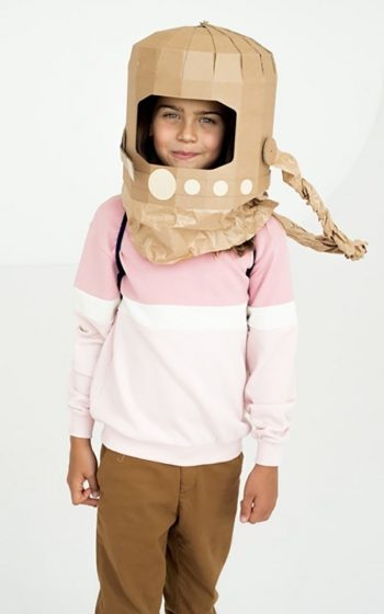 Costume Astronaut DIY