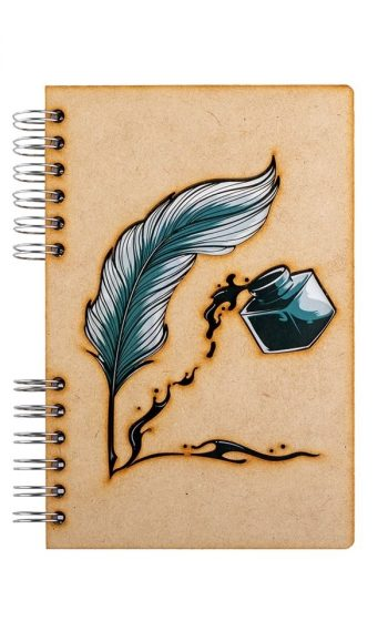 Notebook Inkwell