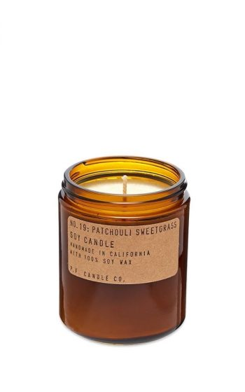 Candle No.19 Patchouli Sweetgrass