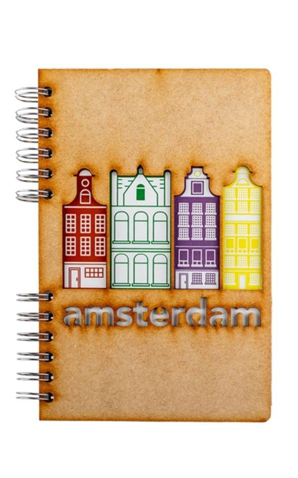 Notebook Canal from Het Faire Oosten