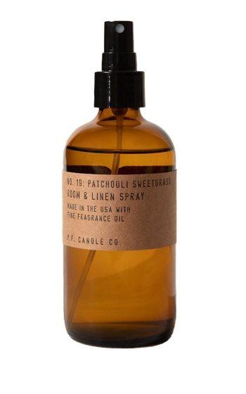 Spray No.19 Patchouli Sweetgrass