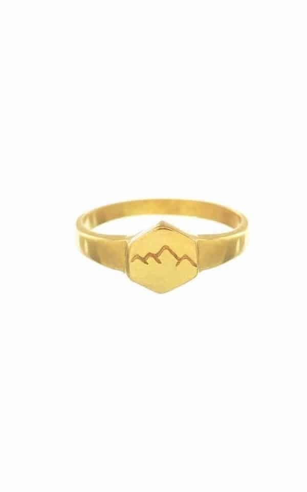 Ring Scenic Signet from Het Faire Oosten