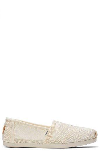 Shoe Alpargata Lace