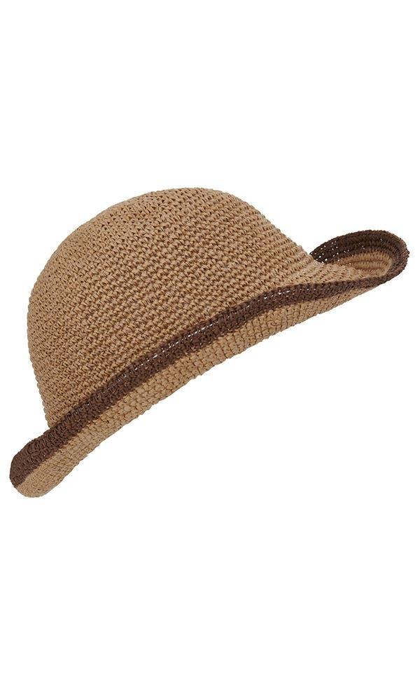 Hat Fields Day Cloche from Het Faire Oosten