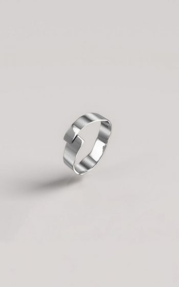 Ring Hammered Simple