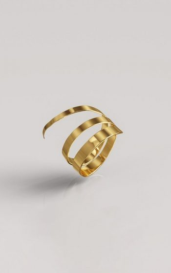 Ring Hammered Triple
