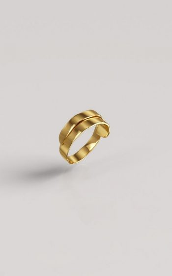 Ring Hammered Double