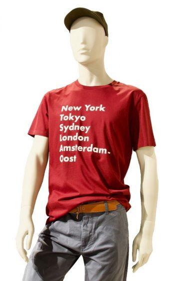 T-Shirt Cities