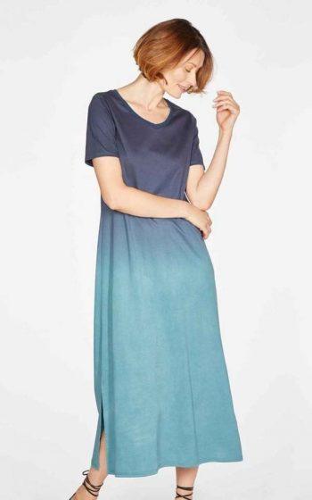 Dress Eliana Dip Dye Maxi