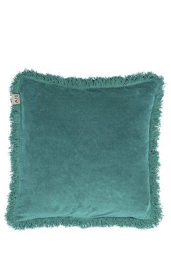 Cushion Fringed