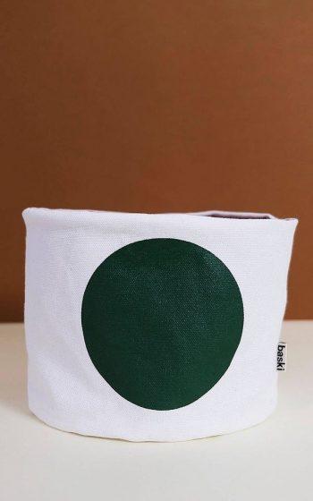 Plantswear Dot Leaf Green