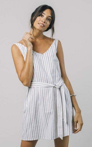 Dress Haya Stripes