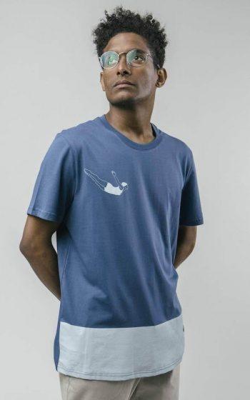 T-Shirt Vintage Swimmer