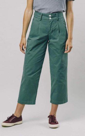 Pants Kale Pleated