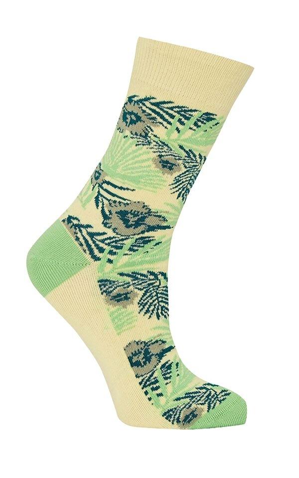 Socks Tropical from Het Faire Oosten