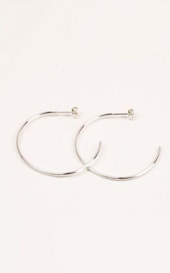 Earrings Mister Big Hoop