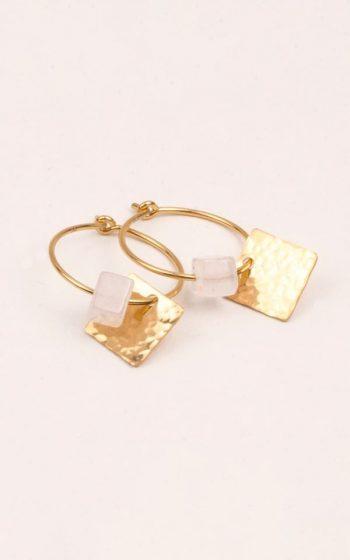 Earrings Morceau De Sucre