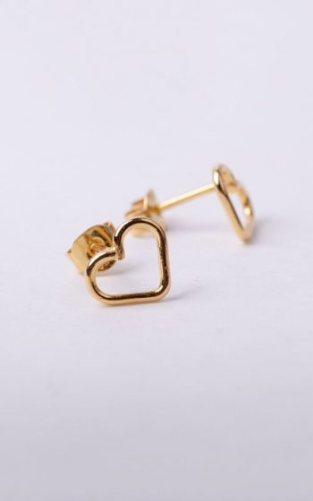 Earrings Love Heart